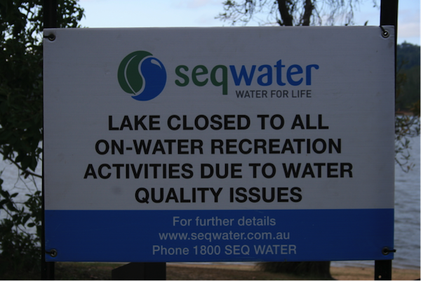 water closure