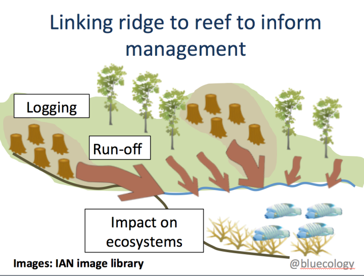 Ridge to Reef Management Approaches