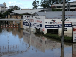 flooding business in brisbane