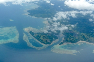 reefs and rivers